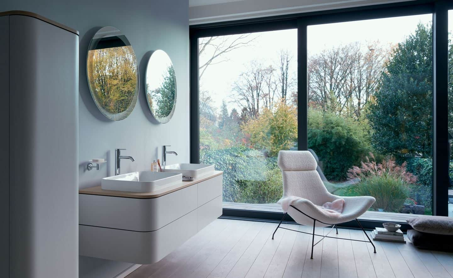 Happy D 2 Plus bathrrom collection from Luxury bathroom brand Duravit