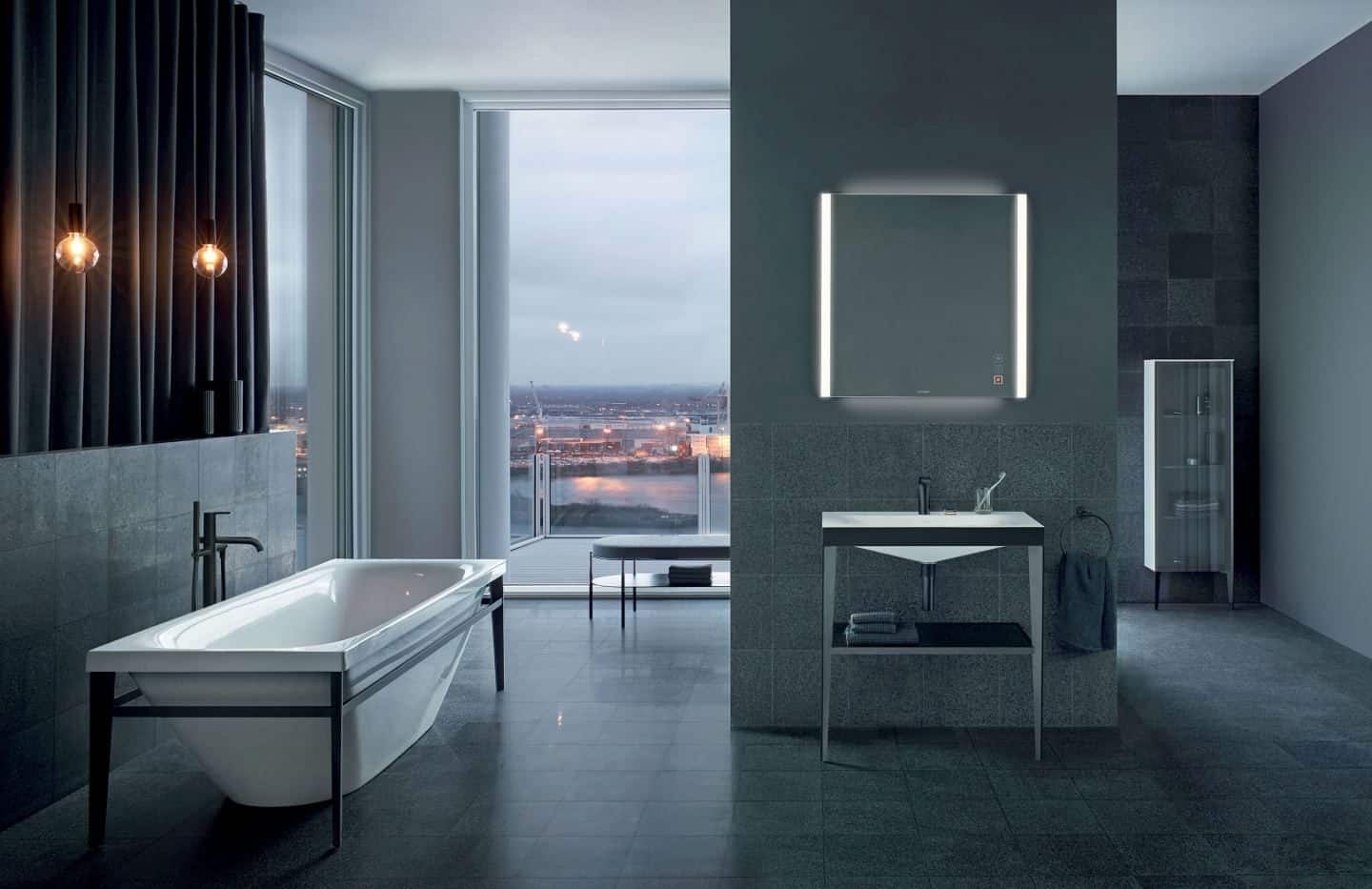 Viu and Xviu bathroom range from Luxury bathroom brand Duravit
