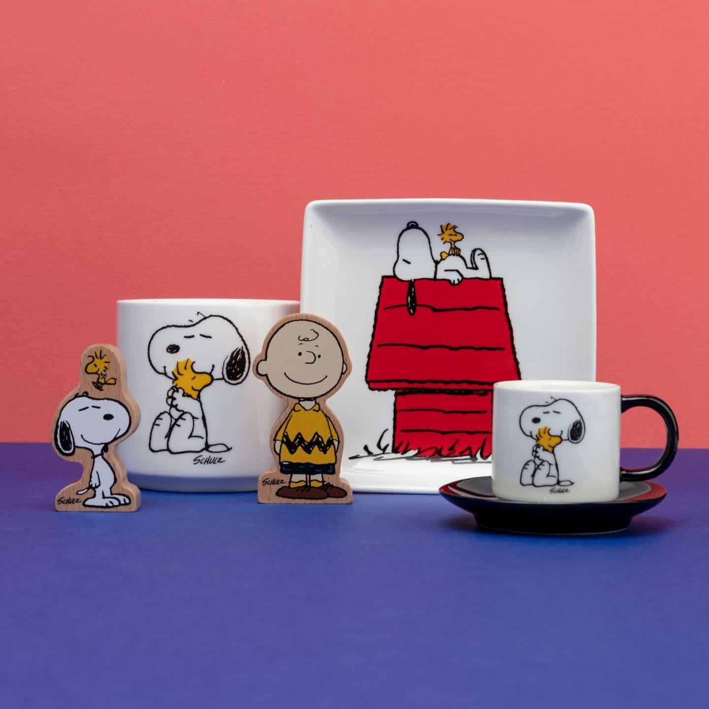 Peanuts homewares collection by Magpie