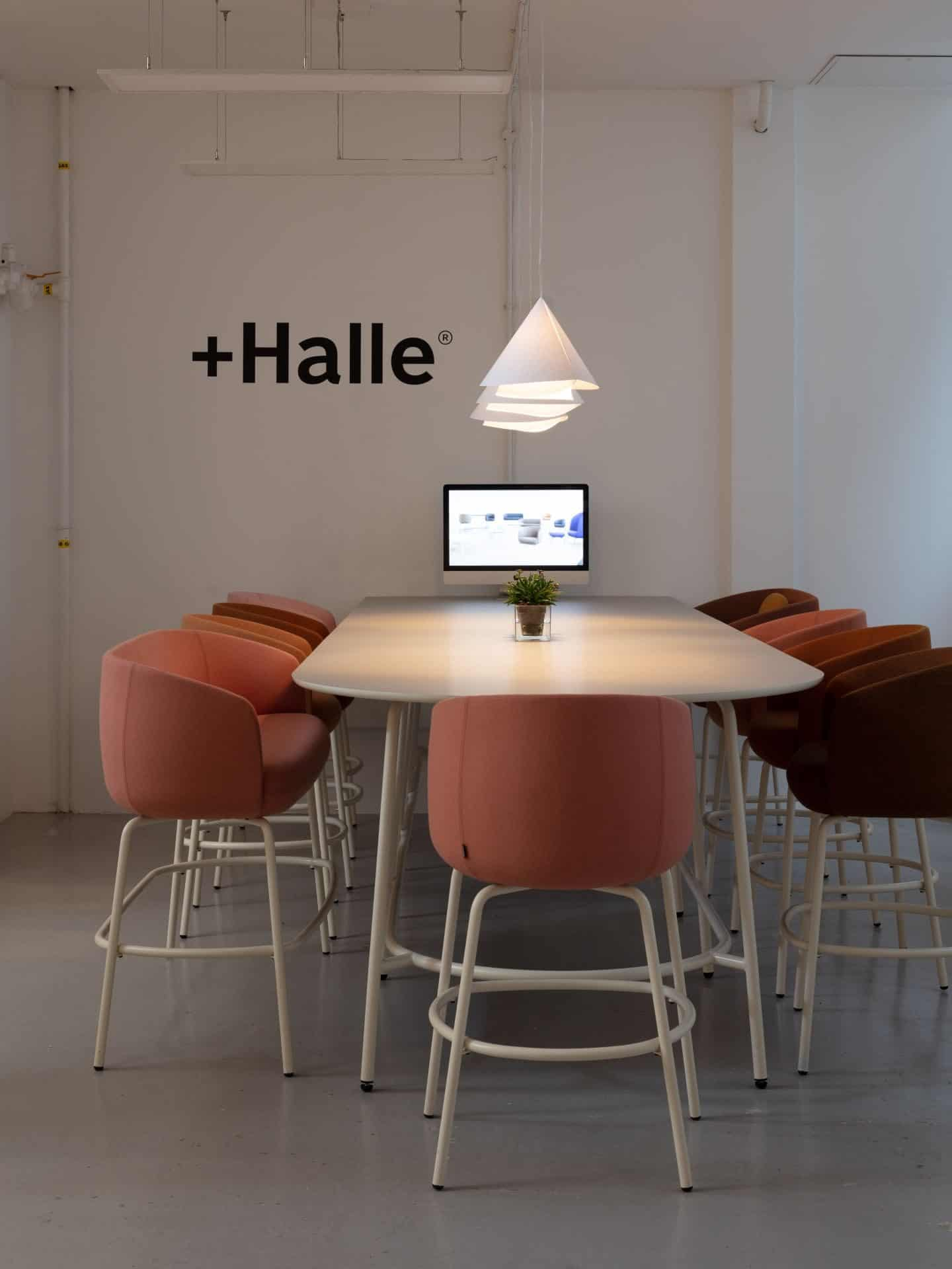 +Halle at Relay Represents at Clerkenwell Design Week 2019