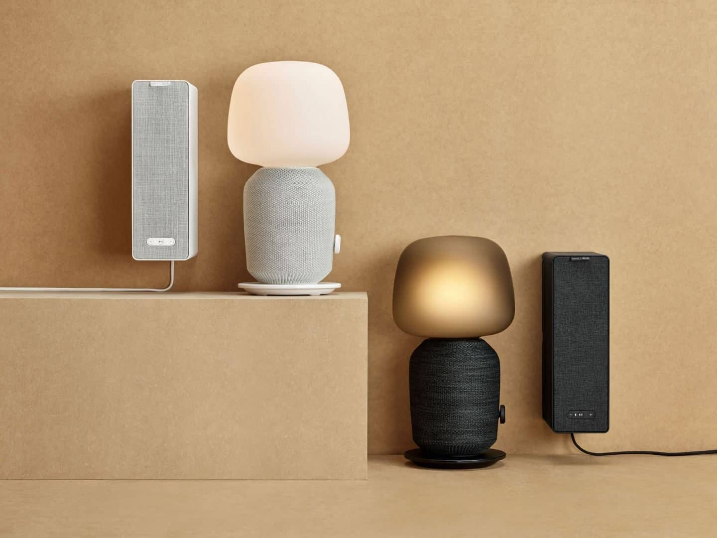 Symfonisk speakers are the result of a collaboration between IKEA and SONOS