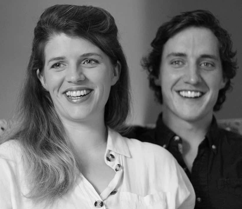 Dan and Rosanna Chapman are the founders of Shekåbba The Danish Home, an online retailer that stocks a range of Danish homewares.