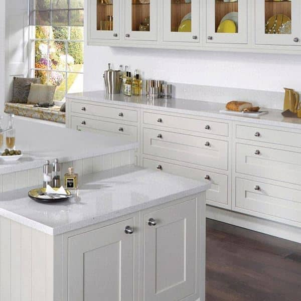 Matter Designs contemporary kitchen with central island unit.