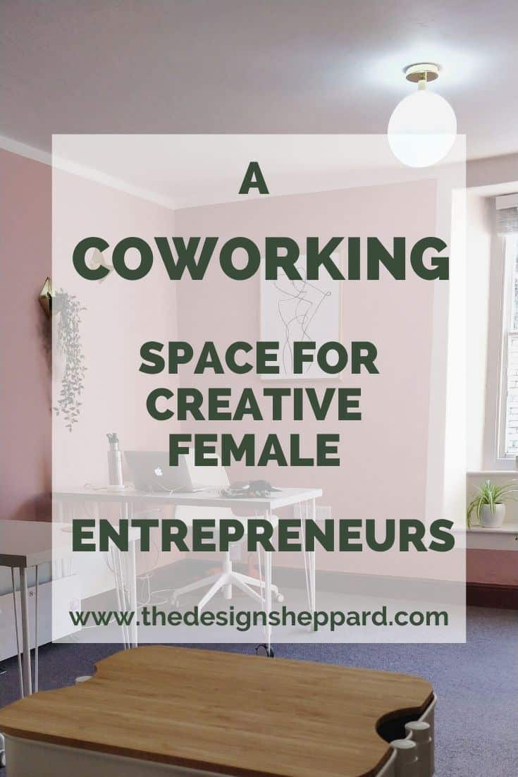 A coworking space for female entrepreneurs in Totnes Devon