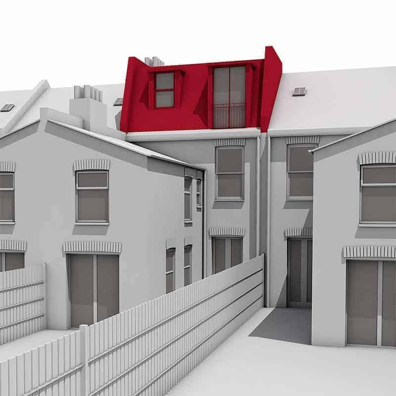 Clapham Construction Service. Mansard is a type of loft conversion