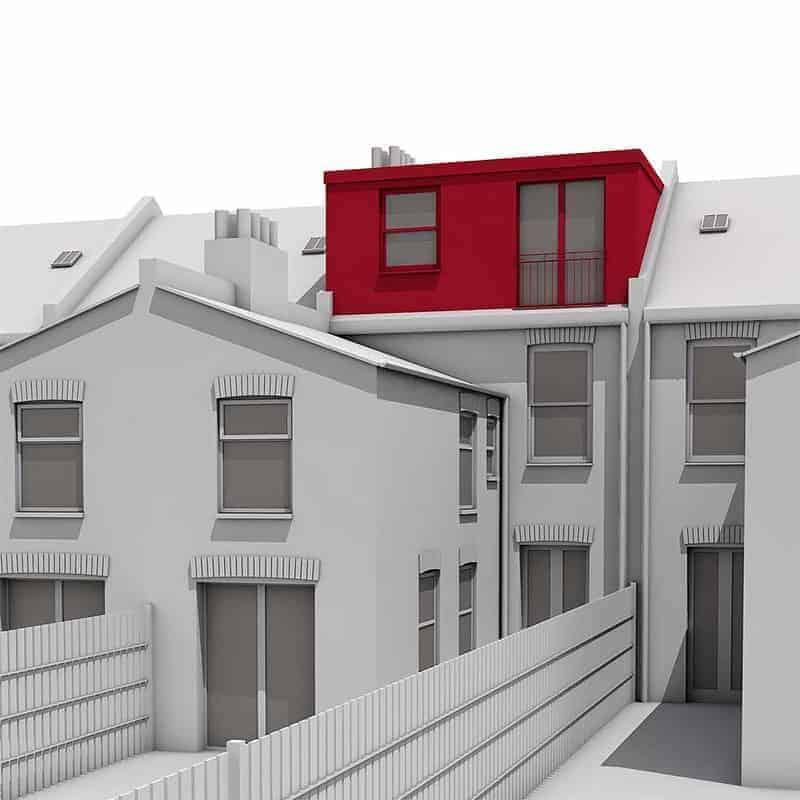 Clapham Construction Service. Dormer is a type of loft conversion