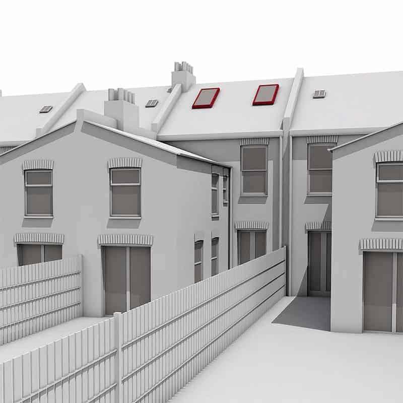Clapham Construction Service. Roof Light is a type of loft conversion
