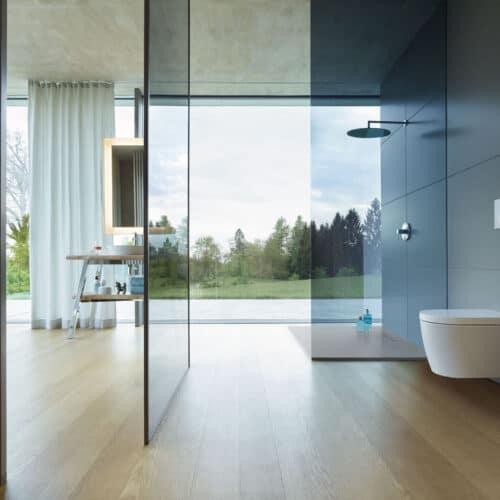 SensoWash Stark f shower toilet for increased hygiene in the bathroom