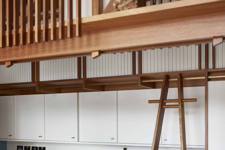 The Furniture Maker's Kitchen, one of H.Miller Bros bespoke luxury kitchens