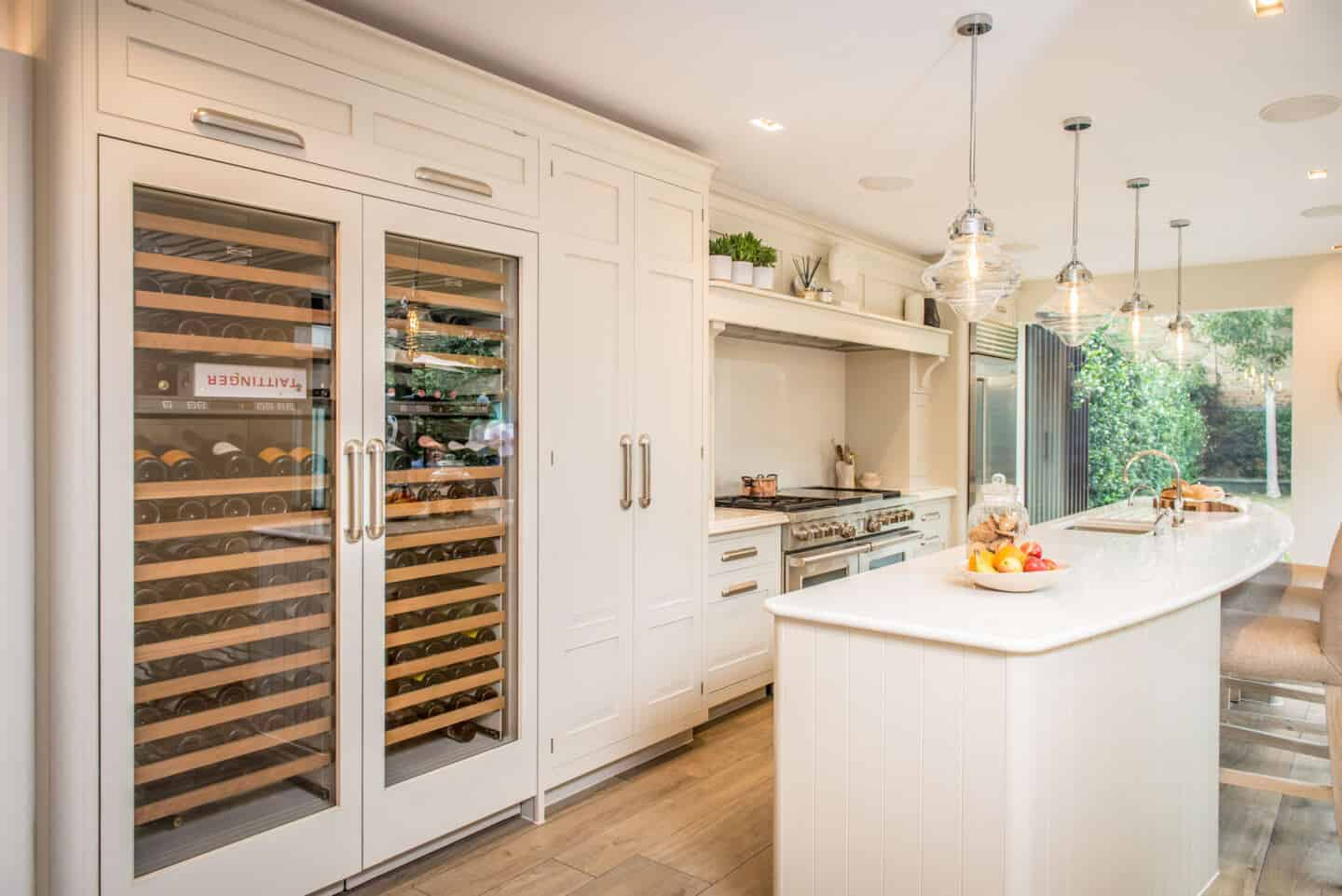 How to get your dream kitchen on a budget. Pre-Loved Mark Wilkinson Kitchen From Used Kitchen Exchange