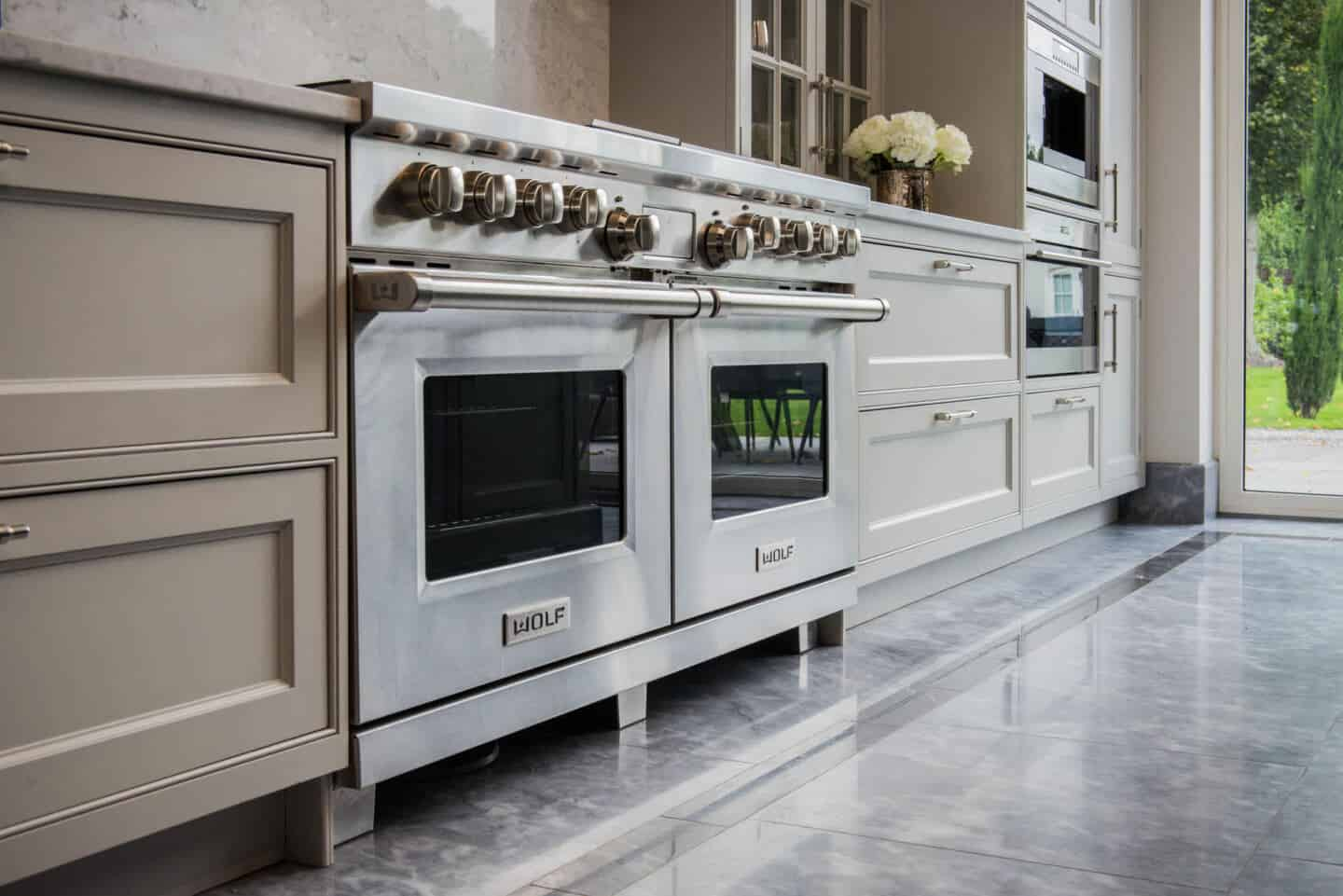 How to get your dream kitchen on a budget. Used Wolf Range Oven From Used Kitchen Exchange