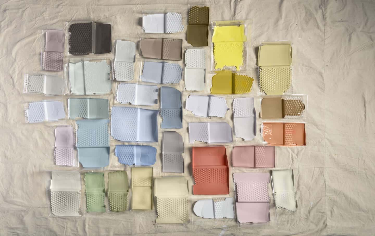 Dulux Colour of the Year 2022 Bright Skies colour palette